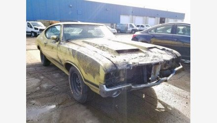 1972 Oldsmobile 442 for sale 101314471