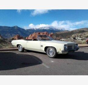 1972 Oldsmobile 88 for sale 101105096