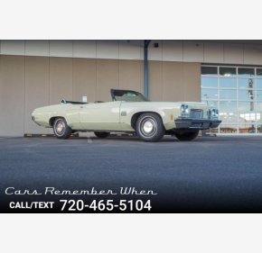1972 Oldsmobile 88 for sale 101269148