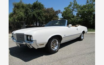 1972 Oldsmobile Cutlass Supreme for sale 101016638