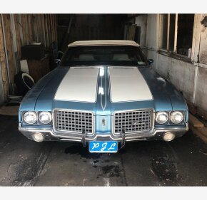 1972 Oldsmobile Cutlass Supreme for sale 101225532