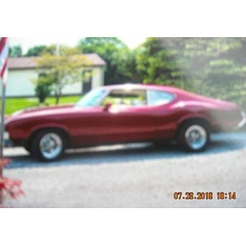 1972 Oldsmobile Cutlass for sale 101021892