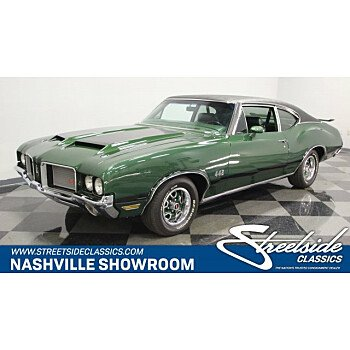 1972 Oldsmobile Cutlass for sale 101123108
