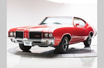 1972 Oldsmobile Cutlass for sale 101007032