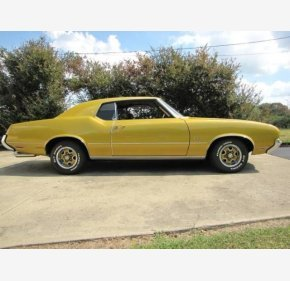 1972 Oldsmobile Cutlass for sale 101092768
