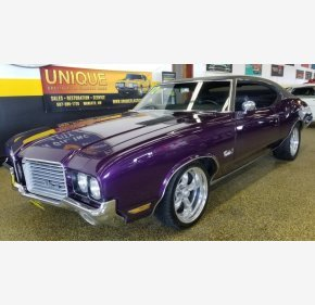1972 Oldsmobile Cutlass for sale 101098454