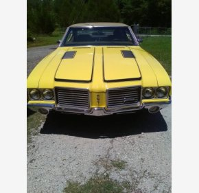 1972 Oldsmobile Cutlass for sale 101187832
