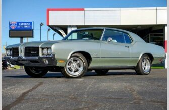 1972 Oldsmobile Cutlass for sale 101269180