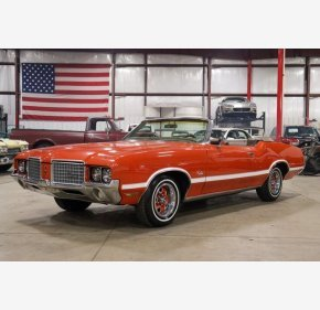 1972 Oldsmobile Cutlass for sale 101281730