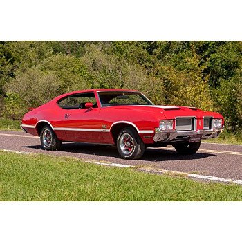 1972 Oldsmobile Cutlass for sale 101315285