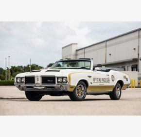 1972 Oldsmobile Cutlass for sale 101316669