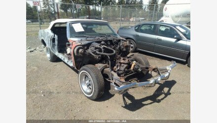 1972 Oldsmobile Cutlass for sale 101320446