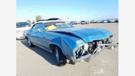 1972 Oldsmobile Cutlass for sale 101342559