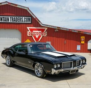 1972 Oldsmobile Cutlass for sale 101358760