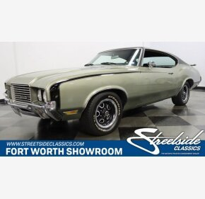 1972 Oldsmobile Cutlass for sale 101387467