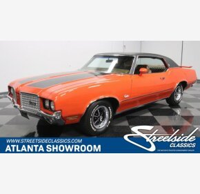 1972 Oldsmobile Cutlass for sale 101395338