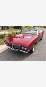 1972 Oldsmobile Cutlass for sale 101407201