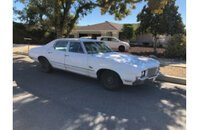 1972 Oldsmobile Cutlass Sedan for sale 101431519