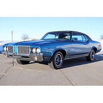 1972 Oldsmobile Cutlass for sale 101443148