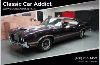 1972 Oldsmobile Cutlass for sale 101550216