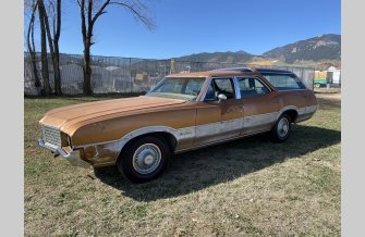 1972 Oldsmobile Vista Cruiser for sale 101314673