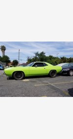 1972 Plymouth Barracuda for sale 101296322