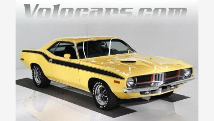 1972 Plymouth CUDA for sale 101247257