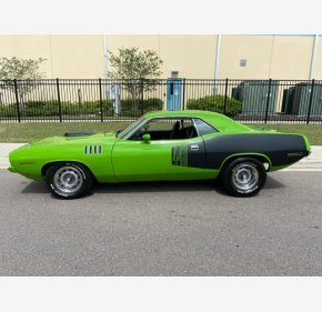 1972 Plymouth CUDA for sale 101329180