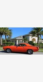 1972 Plymouth CUDA for sale 101412011