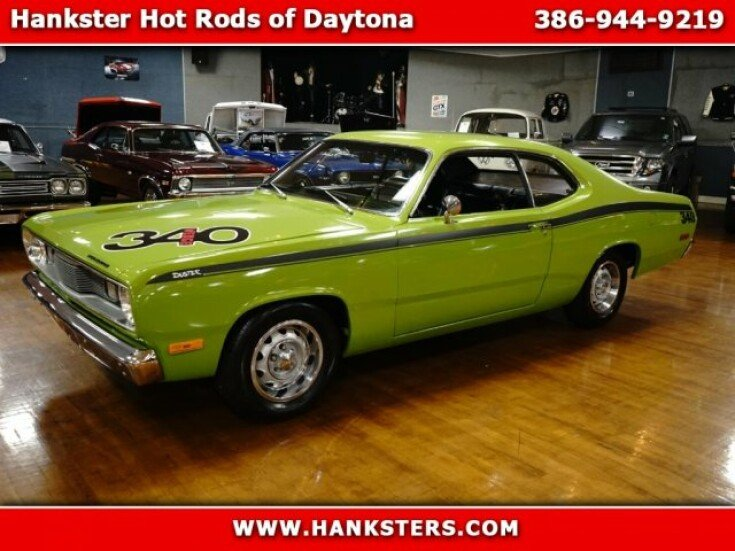1972 Plymouth Duster Classic Muscle Car For Sale In Mi: 1972 Plymouth Duster For Sale Near Homer City