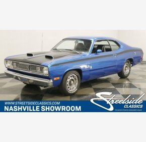 1972 Plymouth Duster for sale 101221837