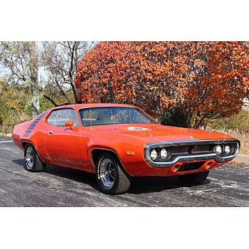 1972 Plymouth Roadrunner for sale 101052884