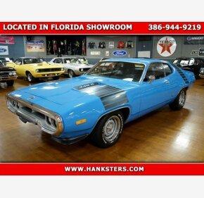 1972 Plymouth Roadrunner for sale 101257517