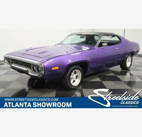 1972 Plymouth Satellite for sale 101219199