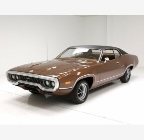 1972 Plymouth Satellite for sale 101421115