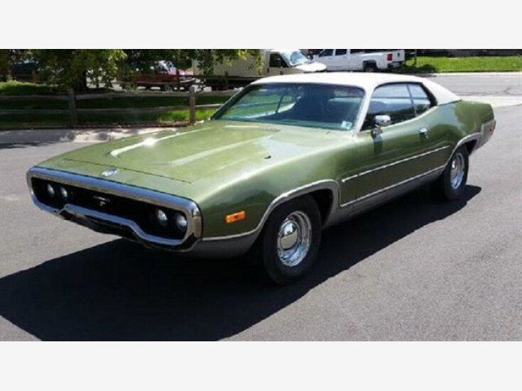 1972 Plymouth Satellite for sale 101534968
