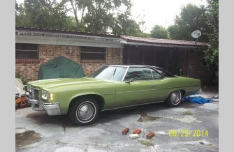 1972 Pontiac Catalina Coupe for sale 101426742