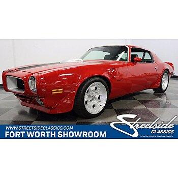 1972 Pontiac Firebird for sale 101345641