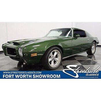 1972 Pontiac Firebird for sale 101552889
