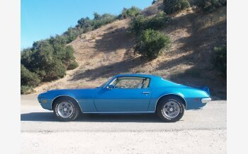 1972 Pontiac Firebird Formula for sale 101390159