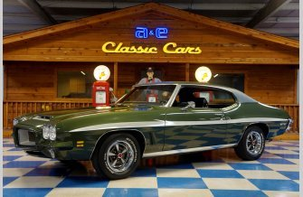 1972 Pontiac GTO for sale 101148005