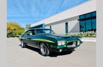 1972 Pontiac GTO for sale 101270050
