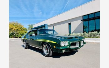1972 Pontiac GTO for sale 101270050