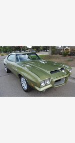 1972 Pontiac GTO for sale 101368670