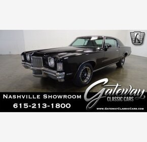 1972 Pontiac Grand Prix for sale 101384122