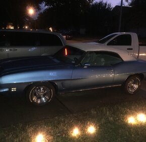 1972 Pontiac Le Mans for sale 101201283