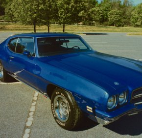 1972 Pontiac Le Mans Aerocoupe for sale 101234493
