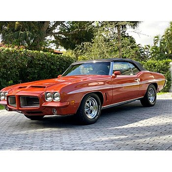 1972 Pontiac Le Mans for sale 101397850