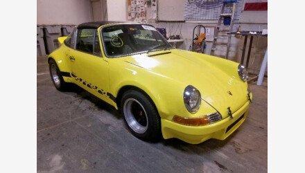 1972 Porsche 911 for sale 101240607