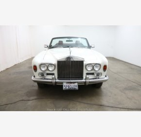 1972 Rolls-Royce Corniche for sale 101328342